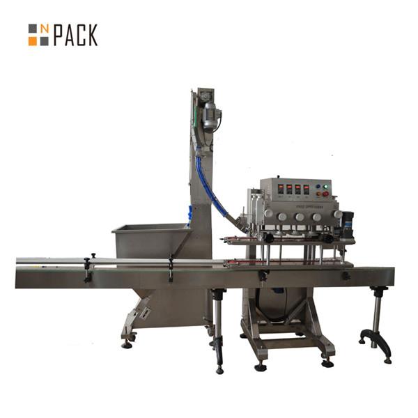 Αυτόματη μηχανή κάλυψης γραμμικής σκανδάλης 6 τροχών 3