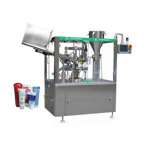 Αυτόματη μηχανή πλήρωσης και στεγανοποίησης σωλήνων αλοιφής δέρματος