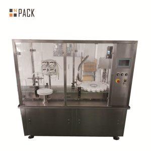 Μηχανή πλήρωσης λαδιού αιθέριου ελαίου μπουκάλι σταγονόμετρου