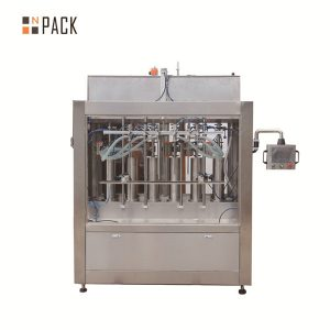 Μηχανή πλήρωσης φοινικέλαιου καυτής πώλησης