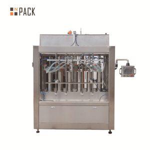 Αυτόματη μηχανή πλήρωσης υγρών ογκομετρικής σάλτσας ντομάτας