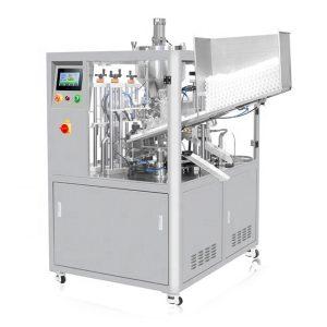 Υπερήχων σφράγισμα καλλυντικών σωλήνων πλήρωσης μηχανή