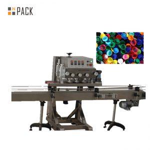 Αυτόματο μηχάνημα καλύμματος βιδών μπουκαλιών