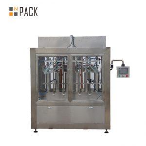 εργοστασιακή χημική μηχανή πλήρωσης υγρών