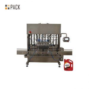 Λοσιόν σχεδιασμού αυτόματου σαμπουάν μαλλιών / αποστειρωτής χεριών / μηχανή πλήρωσης απορρυπαντικών πλυντηρίων ρούχων