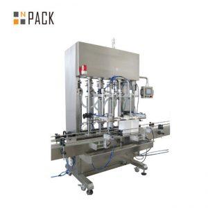 Υγρή αυτόματη μηχανή πλήρωσης για λάδι λιπαντικού
