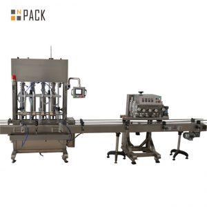 ανοξείδωτο χάλυβα καρύκευμα σάλτσα γεωργικά χημικά φυτικά έλαια μηχανή πλήρωσης
