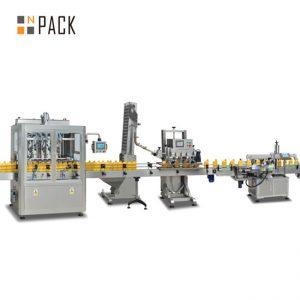 μηχανή πλήρωσης εμβόλων εμπλοκής, αυτόματη μηχανή πλήρωσης σάλτσας ζύμης, γραμμή παραγωγής σάλτσας τσίλι