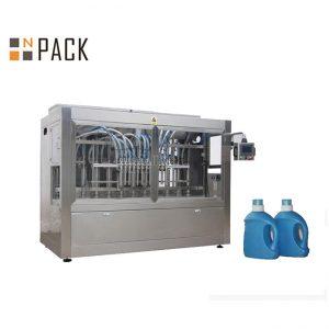 λεύκανση οξέος διαβρωτική υγρή μηχανή πλήρωσης