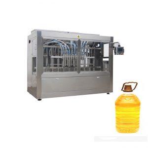 Κρύο συμπιεσμένο ελαιόλαδο / Blend Oil πλήρωσης ετικέτας μηχάνημα