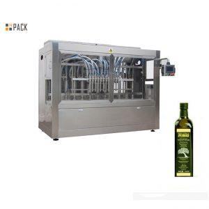 Μηχάνημα πλήρωσης 500ml-5000ml φοινικέλαιο ηλιέλαιο σουσάμι