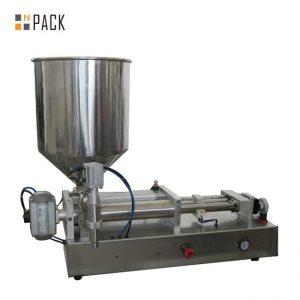 Costomic 2 κεφαλές ημιαυτόματων οξέων υγρό πλήρωσης μηχάνημα