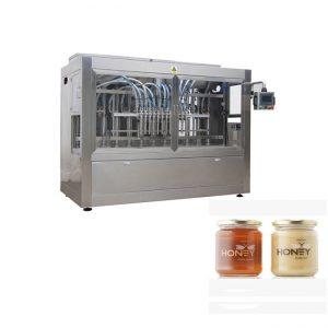 Αυτόματο μέλι πληρώσεως μηχάνημα / αυτόματη μηχανή πλήρωσης μαρμελάδας / υγρό πλύσιμο απορρυπαντικού πληρώσεως μηχάνημα