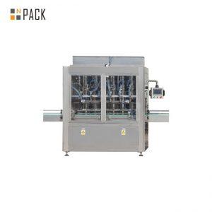 Υψηλής Ποιότητας μαγειρέματος πετρελαίου γεμίσματος μηχανημάτων φυτικό λάδι μπουκάλι πλήρωσης καλύμματος μηχάνημα