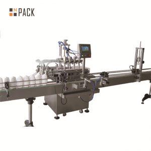 Μηχανή πληρώσεως ξιδιού σάλτσας σόγιας, μηχανή πληρώσεως φυτικού ελαίου, μηχανή σάλτσας