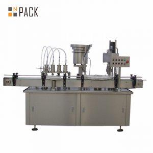 Αυτόματη 10ml 15ml 30ml e-υγρό σταγονόμετρο οφθαλμού dropper φιάλη γεμίσματος πλήρωσης μηχανή