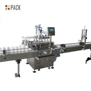 Αυτόματη μηχανή πλήρωσης βρώσιμου λαδιού 5 λίτρων για κατοικίδια