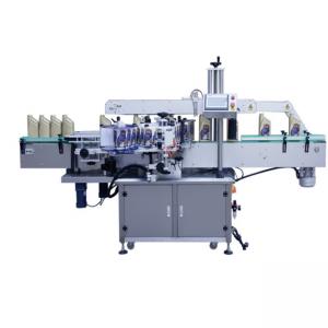 Hot πώληση αυτόματο χαρτί επικόλλησης κολλητική ετικέτα μπουκάλι ετικέτα μηχάνημα