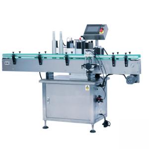 Πλήρης αυτόματη μηχανή / ετικέτα επισήμανσης κόλλας υγρού